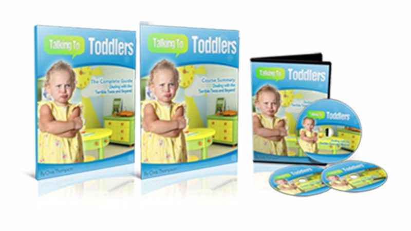 talking to toddlers review